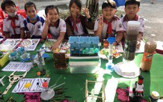 3M Việt Nam mang giáo dục STEM đến vớihọcsinhnông thôn AnGiang