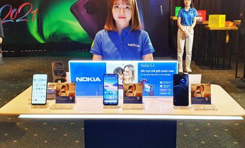 Nokia 5.4 với quad-camera 48MP nâng tầm chụp ảnh quay video