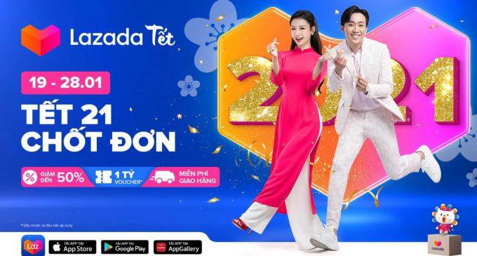 Lazada Việt Nam sẽ mang đến trải nghiệm mua sắm online tốt hơn cho khách hàng trong năm 2021