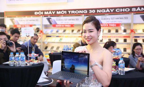 FPT Shop khai trương 30 trung tâm laptop và bán Microsoft Surface Pro 7 chính hãng