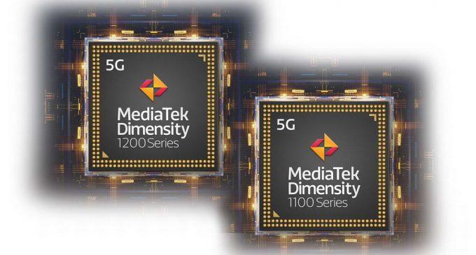 MediaTek ra mắt SoC Dual 5G 6nm Dimensity 1200 và 1100 với AI nâng cao
