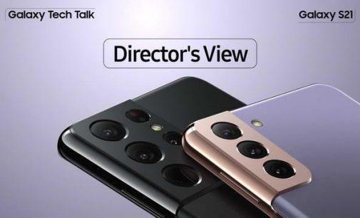 Câu chuyện Công nghệ Galaxy S21 (12): Chế độ Góc nhìn Đạo diễn