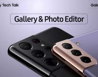 Câu chuyện công nghệ Galaxy S21 (9): Thư viện ảnh và Trình sửa ảnh