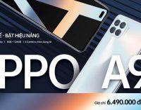 OPPO A93 có giá mới nhân dịp Tết Tân Sửu 2021