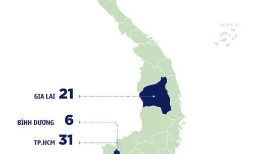 Dịch COVID-19 tại Việt Nam sáng 9-2-2021