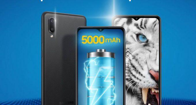 Hơn 10.000 chiếc Samsung Galaxy M02 được bán ra ngay trong ngày mở bán đầu tiên