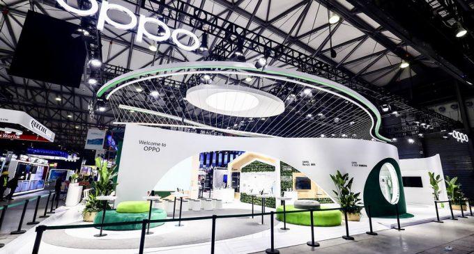 Hàng loạt công nghệ di động mới được OPPO ra mắt tại sự kiện MWC Shanghai 2021