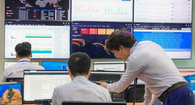 Sacombank tiếp tục hợp tác với IBM tăng cường năng lực trung tâm điều hành an ninh mạng