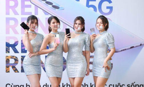 OPPO Reno5 5G bắt đầu bán tại Việt Nam