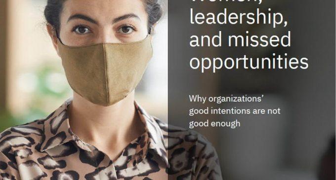 Nghiên cứu của IBM về vai trò bị bỏ lỡ của phụ nữ thế giới trong doanh nghiệp