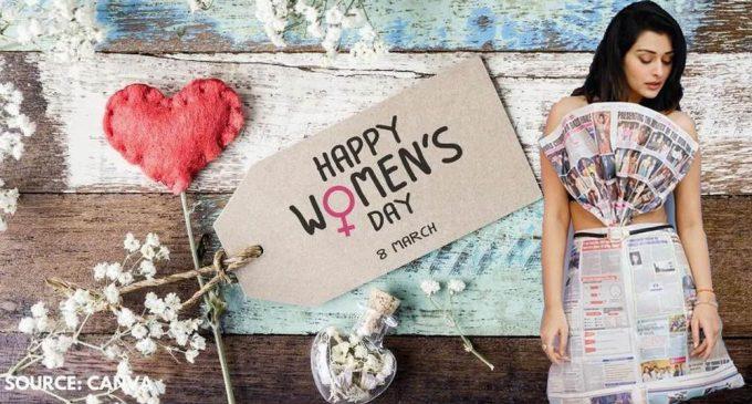 Happy Women's Day 8-3