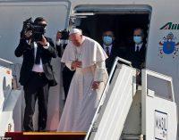 Đức Giáo hoàng Francis bình an rời Iraq sau 4 ngày tông du đầy mạo hiểm