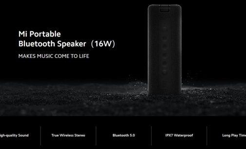 Loa Xiaomi Mi Portable Bluetooth công suất 16W
