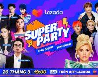 Lazada tổ chức đại tiệc mua sắm và giải trí online mừng sinh nhật lần thứ 9