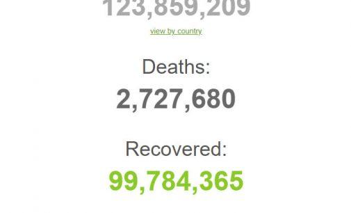 Hơn 440 triệu liều vaccine COVID-19 đã được tiêm