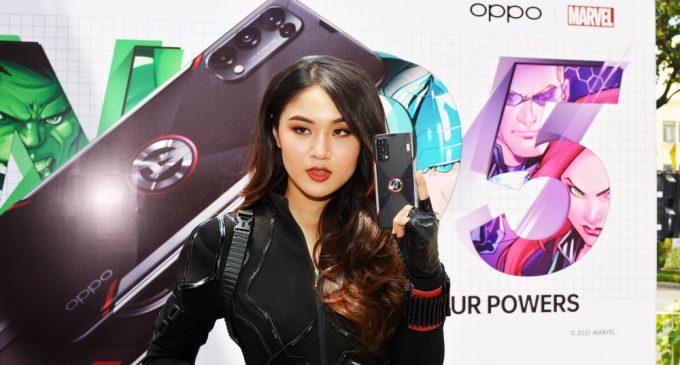 OPPO Reno5 phiên bản giới hạn Marvel Edition tại Việt Nam