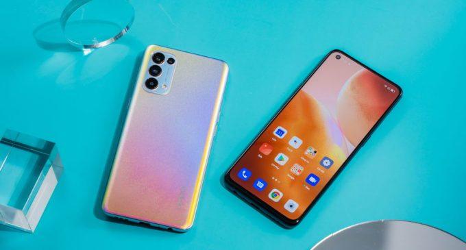 OPPO Reno5 là smartphone bán chạy nhất ở Việt Nam quý 1-2021