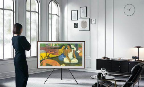 Dòng TV Samsung Lifestyle có thêm The Frame 2021 và The Premiere