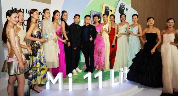 Xiaomi Việt Nam ra mắt bộ đôi smartphone mỏng nhẹ Mi 11 Lite và Mi 11 Lite 5G cùng Mi Smart Band 6