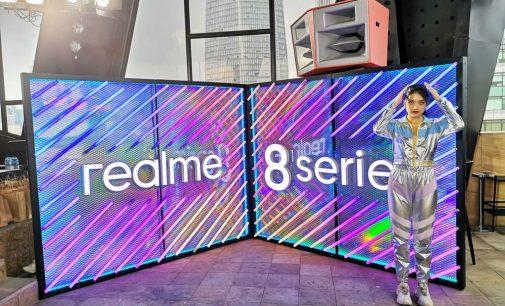 Realme Việt Nam ra mắt bộ đôi smartphone realme 8 và realme 8 Pro