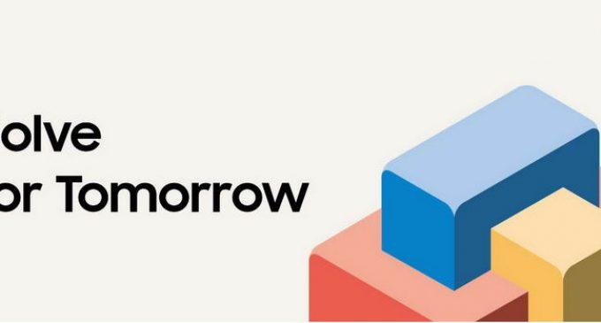 Samsung khởi động cuộc thi Solve for Tomorrow 2021 Kiến tạo Tương lai cho thế hệ trẻ Việt Nam