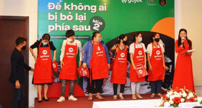 Gojek giúp gia đình các đối tác tài xế khởi nghiệp trên nền công nghệ tại Việt Nam