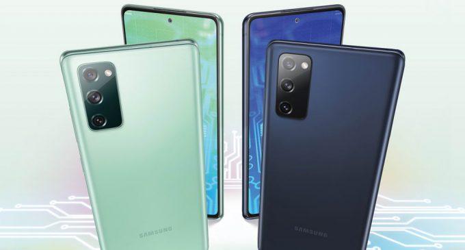 Thị trường Việt Nam có thêm Samsung Galaxy S20 FE phiên bản Snapdragon 865
