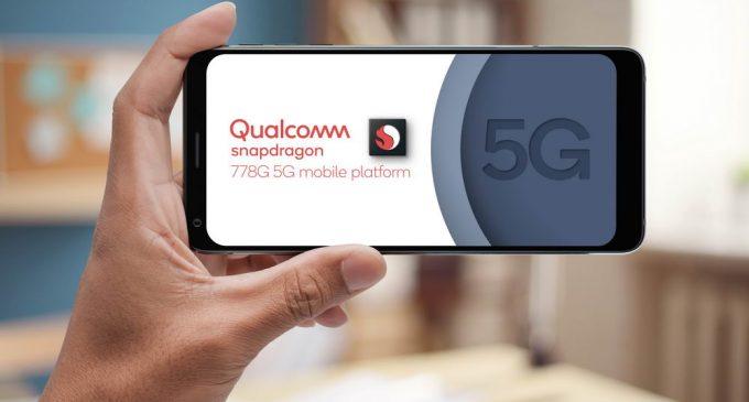 Qualcomm giới thiệu nền tảng di động cận cao cấp mới Snapdragon 778G 5G