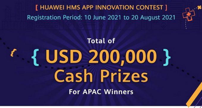 Huawei Mobile Services phát động cuộc thi ừng dụng AppsUP năm thứ hai tại Châu Á – Thái Bình Dương