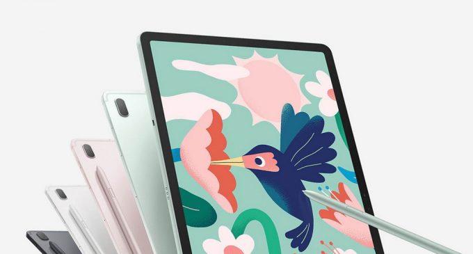 Tablet Samsung Galaxy Tab S7 FE 12.4 inch ra mắt thị trường Việt Nam