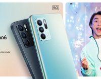 Bộ đôi OPPO Reno6 5G và Reno6 Z 5G chụp ảnh chân dung AI ra mắt thị trường Việt Nam