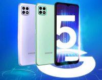Samsung Vina mở bán Galaxy A22 5G, smartphone 5G giá tốt