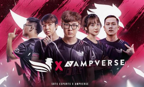 SBTC Esports – đội tuyển thể thao điện tử nổi tiếng Việt Nam thuộc về Ampverse