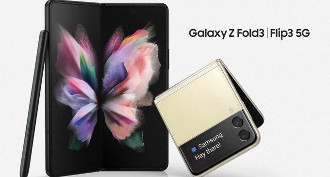 Chia tay Note, chào Z Fold3 5G và Z Flip3 5G