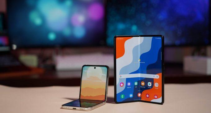 FPT Shop tặng ưu đãi trị giá 6,4 triệu đồng cho khách hàng đặt trước smartphone Samsung Galaxy Z Fold3 5G và Flip3 5G