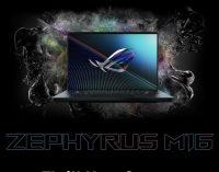 Laptop chơi game ROG Zephyrus M16