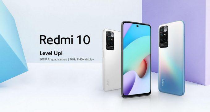 Xiaomi Redmi 10, smartphone dưới 5 triệu đồng có camera 50MP và màn hình 90Hz