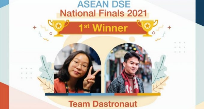 Kết quả vòng chung kết quốc gia cuộc thi khoa học số ASEANDSE Việt Nam 2021