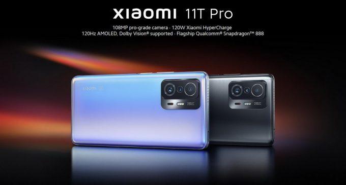 Xiaomi ra mắt bộ ba smartphone mới của dòng Xiaomi 11 series cho người dùng yêu thích sáng tạo