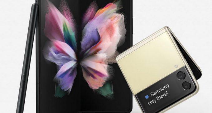 Samsung Galaxy Z Fold3 và Z Flip3 5G bắt đầu được giao hàng tại Việt Nam