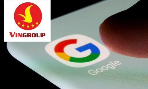 Vingroup hợp tác cùng Google Cloud để nâng cao chuyển đổi số toàn tập đoàn