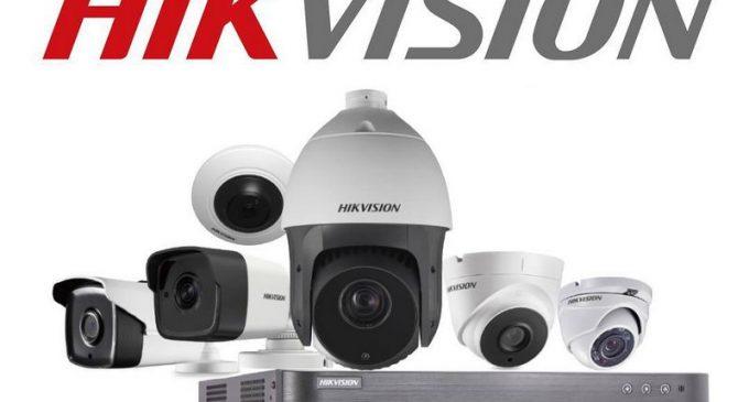 Hikvision đã vá lỗ hổng bảo mật trên camera an ninh