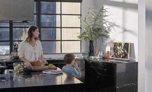 TV khung tranh Samsung The Frame có thêm phiên bản MINI 32 inch