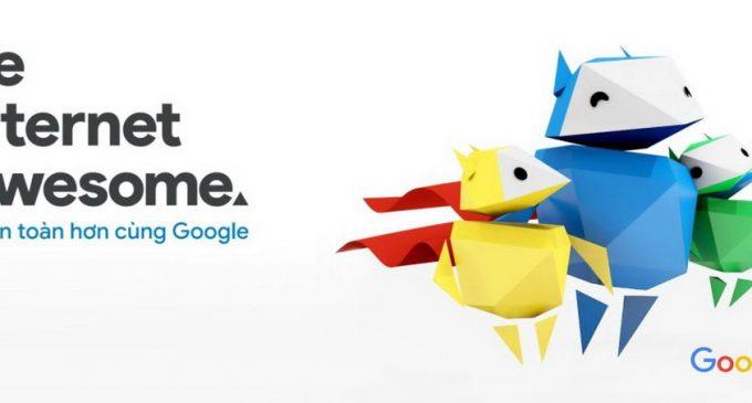 Google khởi động dự án giúp trẻ em Việt Nam lên mạng an toàn hơn
